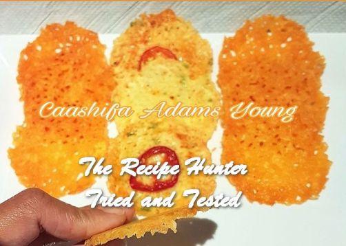 TRH Caashifa's Cheese Crackers Chips