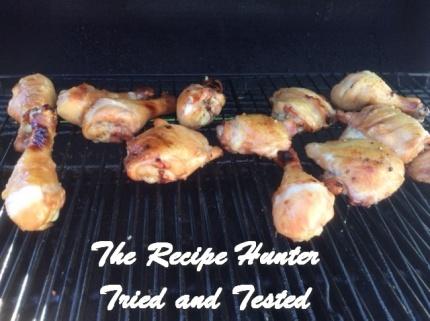 TRH Es's Maple Syrup and Garlic Glazed Chicken Drumsticks and Thighs2.jpg