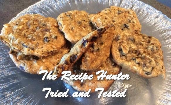 TRH Es's Flourless Gigantic Peanut Butter Cookies2