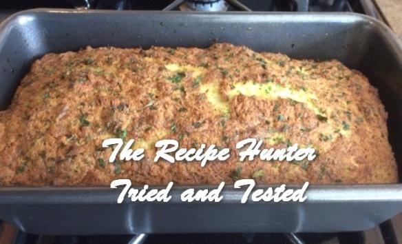TRH Es's GF Savoury Zucchini Bread