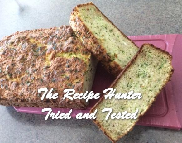 TRH Es's GF Savoury Zucchini Bread2