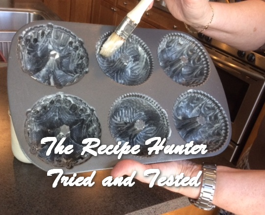 TRH Es's Gluten Free Cake Pan Release Mixture
