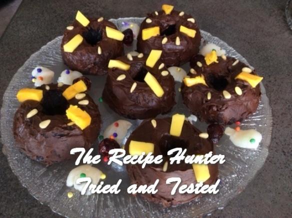 TRH Es's Gluten Free Vegan Coffee Cake