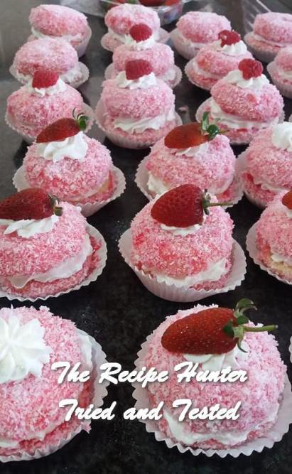 TRH Feriel's Raspberry flavoured Snowball