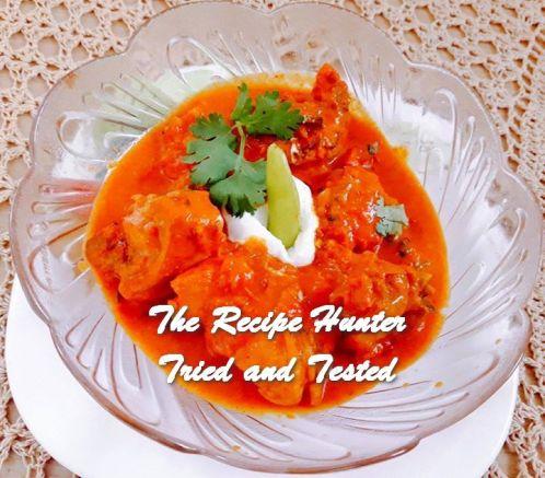 TRH Harjeet's Keto Butter Chicken