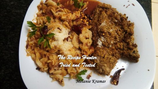 TRH Melanie's Crumbed Pork Chops