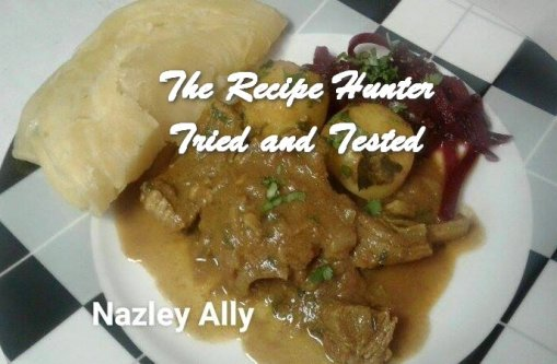 TRH Nazley's Mutton Lamb Curry served with Roti