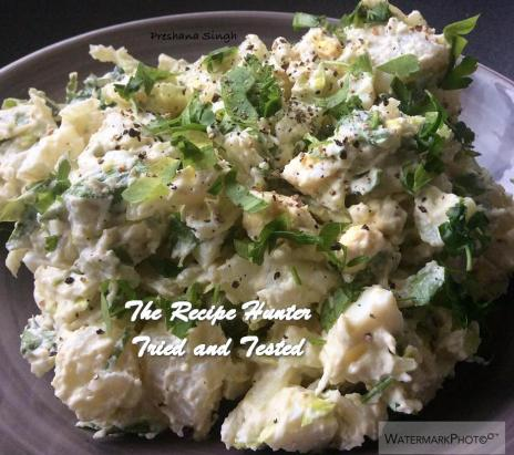 TRH Preshana's Potato Salad