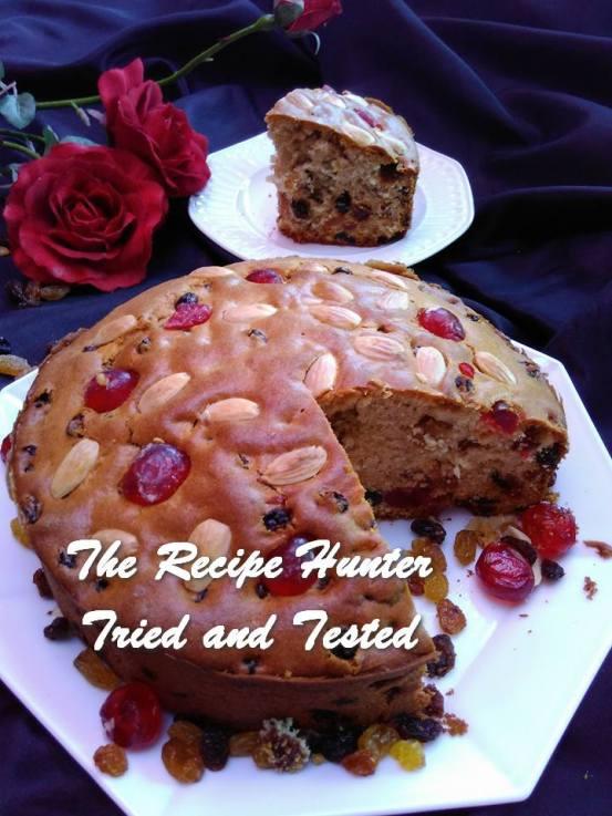 TRH Rashida's Fruit Cake