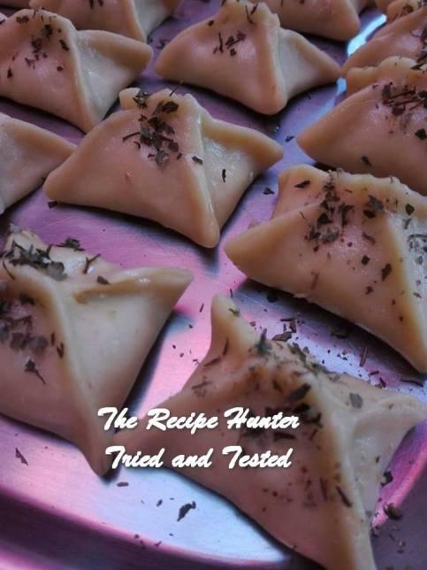 TRH Rashida's Pinch Pies