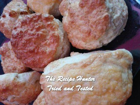 TRH Rashida's Scones with Fruit Mix