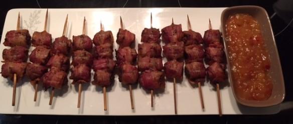 Suzanna's Meatball Kebabs 2