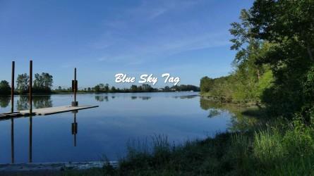 TRH Blue Sky Tag