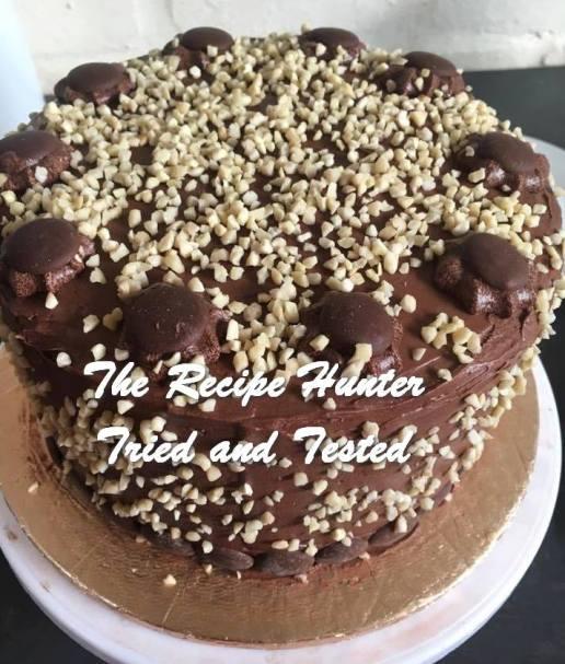 TRH Bobby's Chocolate delight cake
