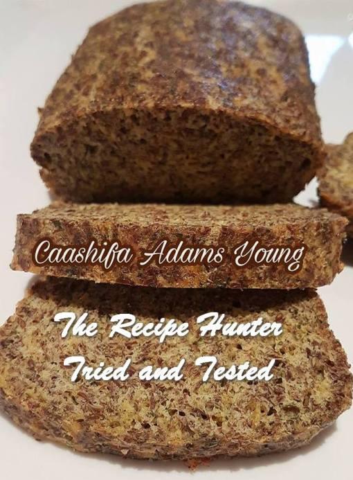TRH Caashifa's Low Carb Cheddar Loaf