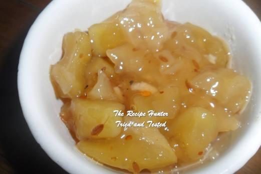 TRH Carol's Mango Chutney