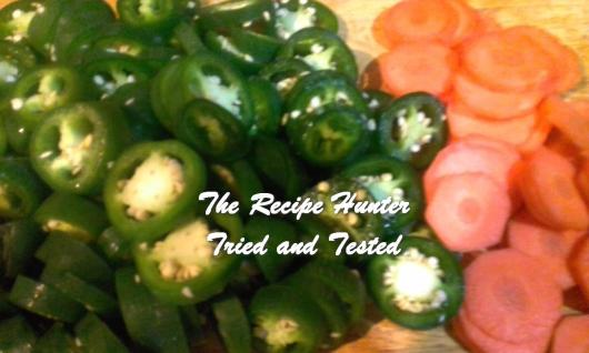 TRH Carol's Pickled Jalapeno Peppers