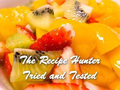 TRH Carol's Refreshing Fruit Salad