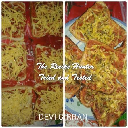 TRH Devi's Bread Pizza