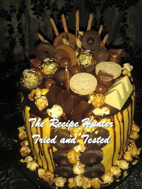 TRH Melenie's Lemon Chocolate Birthday