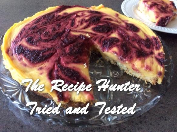 TRH Es's Baked Fruit Yoghurt Cake