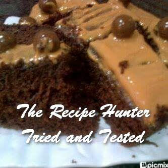 TRH Feriel's Chocolate Slab Cake