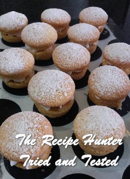 TRH Feriel's Cream Puffs