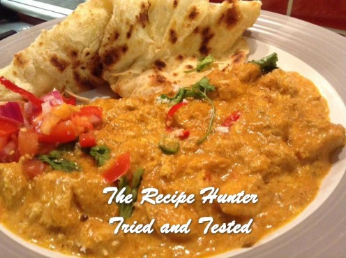 TRH Gail's Butter Chicken