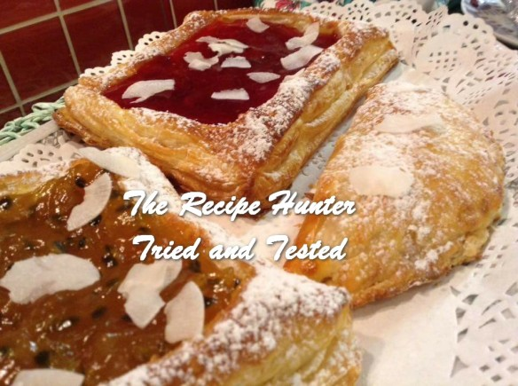 TRH Gail's Jam pastries