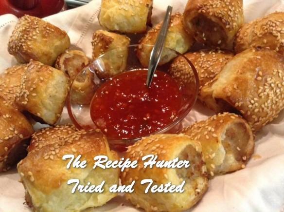 TRH Gail's Sausage Rolls