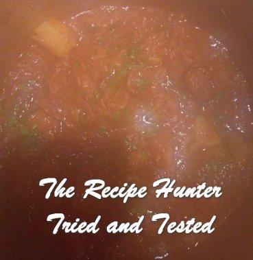 TRH Joelene's Tomato Bredie
