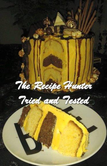 TRH Lemon Chocolate Birthday