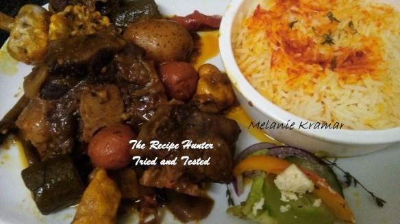 TRH Melanie's Oxtail Potjie Stew