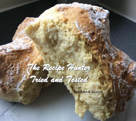 TRH Preshana's Classic Irish Soda Bread