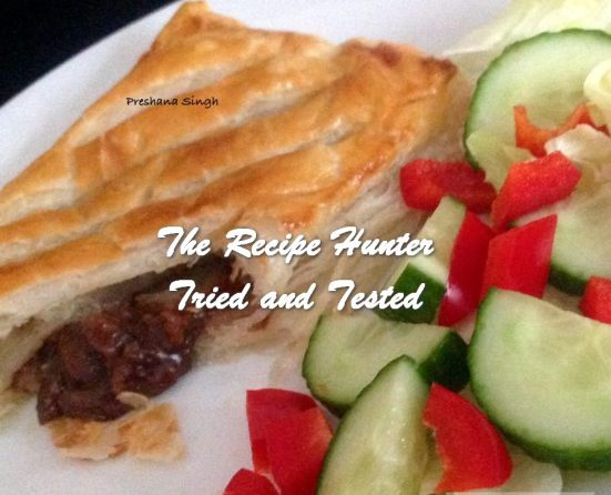 TRH Preshana's Steak Bakes