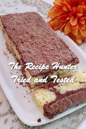 TRH Rashida's Big Bake Cake
