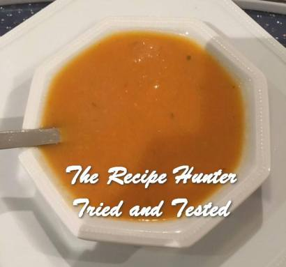 Hannah's Quick and Easy Vegetable Soup