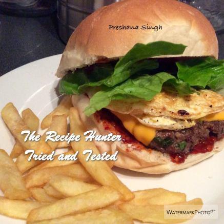 Preshana's Homemade Boerewors flavoured burgers2