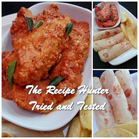 Rashida's Tasty Chicken