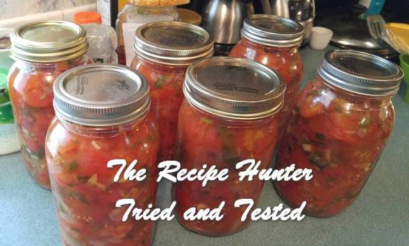 Wally's Homemade Diced, Seasoned and Herbed Tomato Relish2