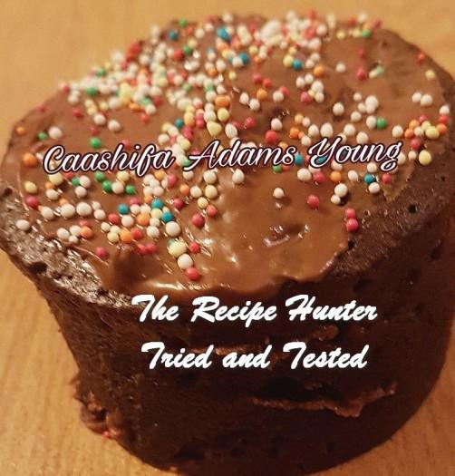 Caashifa's Chocolate Mug Cake
