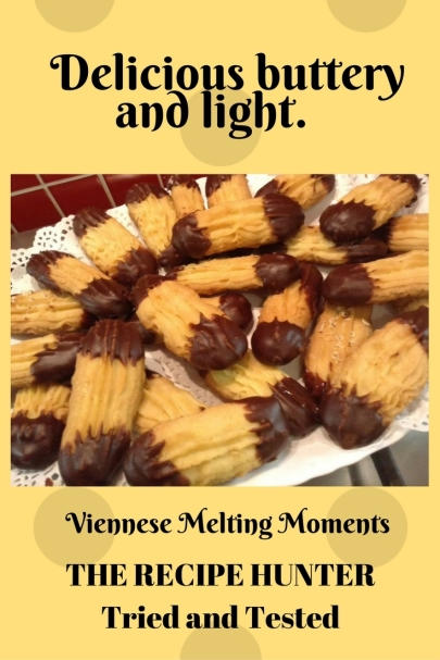 Gail' Viennese Melting Moments