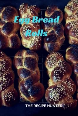 Egg Bread Rolls
