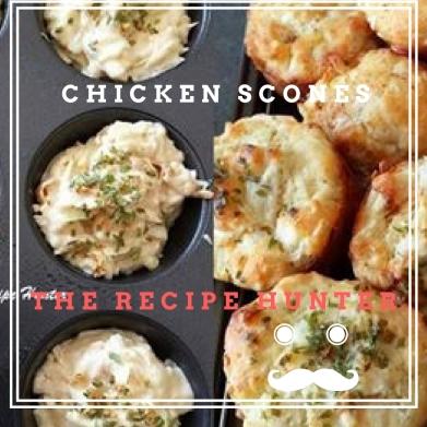 Es's Chicken scones