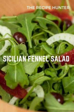 Jennifer's Sicilian Fennel Salad