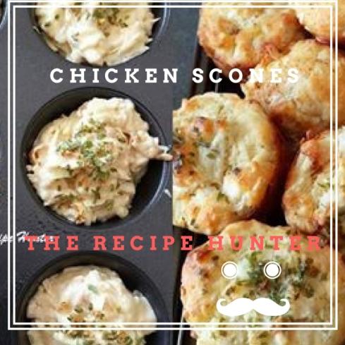 Chicken Scones