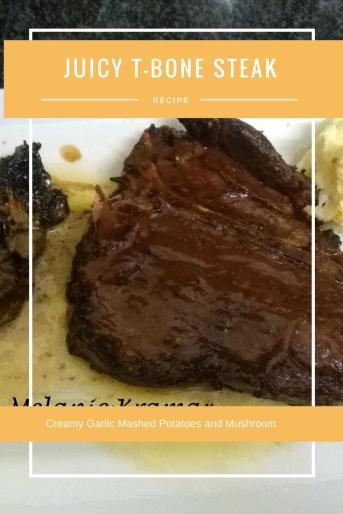 Juicy T-Bone Steak