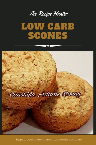 Low Carb Scones