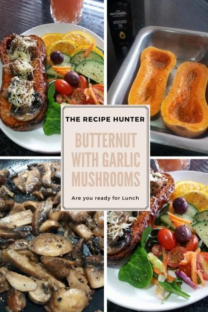 Butternut with Garlic Mushrooms (1)