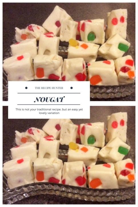 Candy - Nougat